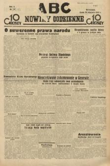 ABC : nowiny codzienne. 1935, nr[18]