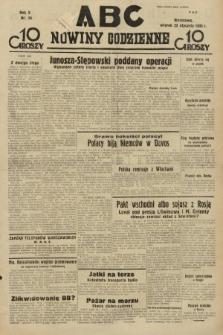 ABC : nowiny codzienne. 1935, nr24