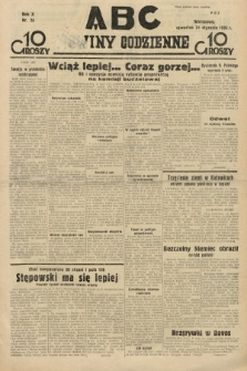 ABC : nowiny codzienne. 1935, nr26
