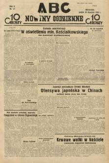 ABC : nowiny codzienne. 1935, nr27