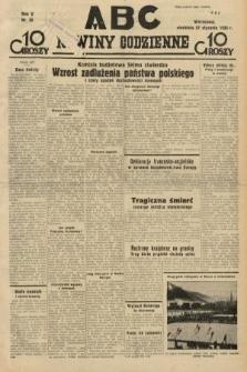 ABC : nowiny codzienne. 1935, nr30