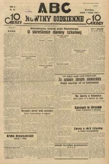 ABC : nowiny codzienne. 1935, nr35