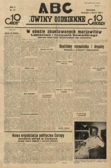 ABC : nowiny codzienne. 1935, nr37