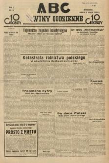 ABC : nowiny codzienne. 1935, nr43