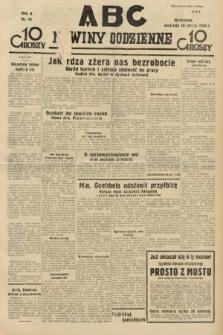 ABC : nowiny codzienne. 1935, nr44