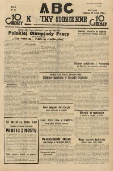 ABC : nowiny codzienne. 1935, nr51