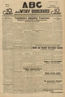 ABC : nowiny codzienne. 1935, nr53
