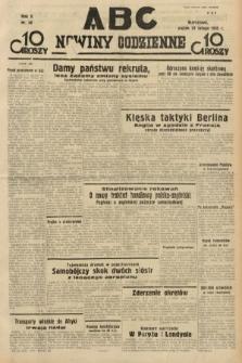 ABC : nowiny codzienne. 1935, nr56