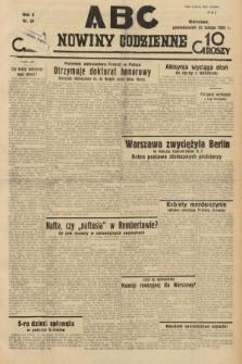 ABC : nowiny codzienne. 1935, nr59