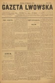 Gazeta Lwowska. 1910, nr10