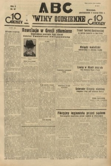 ABC : nowiny codzienne. 1935, nr67
