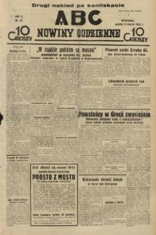 ABC : nowiny codzienne. 1935, nr73 [ocenzurowany]