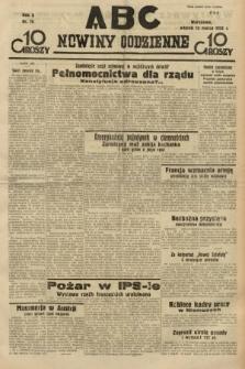 ABC : nowiny codzienne. 1935, nr76