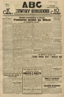 ABC : nowiny codzienne. 1935, nr77