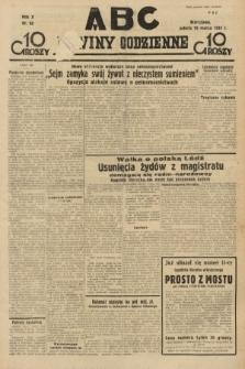 ABC : nowiny codzienne. 1935, nr80