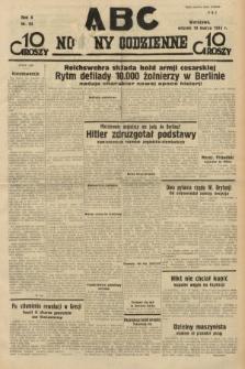 ABC : nowiny codzienne. 1935, nr83