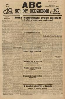 ABC : nowiny codzienne. 1935, nr88