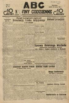 ABC : nowiny codzienne. 1935, nr94