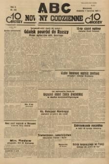 ABC : nowiny codzienne. 1935, nr102