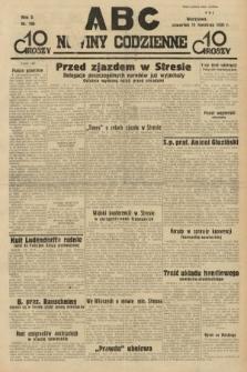 ABC : nowiny codzienne. 1935, nr106