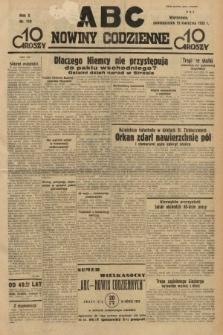 ABC : nowiny codzienne. 1935, nr110