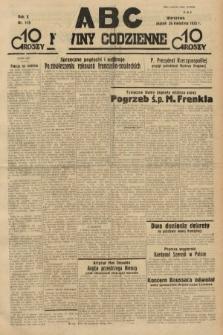 ABC : nowiny codzienne. 1935, nr119