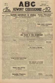 ABC : nowiny codzienne. 1935, nr127