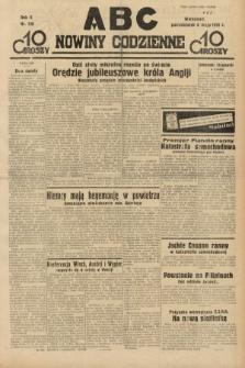 ABC : nowiny codzienne. 1935, nr129