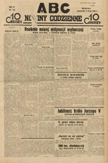 ABC : nowiny codzienne. 1935, nr132