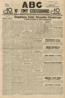 ABC : nowiny codzienne. 1935, nr139