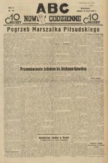 ABC : nowiny codzienne. 1935, nr141