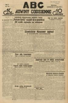 ABC : nowiny codzienne. 1935, nr143