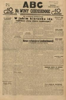 ABC : nowiny codzienne. 1935, nr145