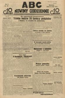 ABC : nowiny codzienne. 1935, nr148
