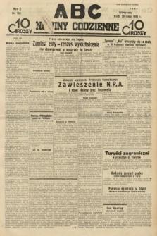 ABC : nowiny codzienne. 1935, nr152