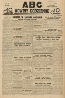 ABC : nowiny codzienne. 1935, nr154