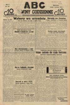 ABC : nowiny codzienne. 1935, nr159