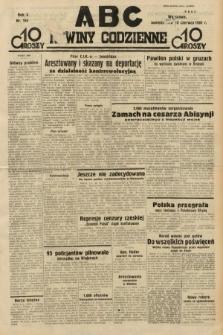 ABC : nowiny codzienne. 1935, nr164