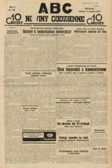 ABC : nowiny codzienne. 1935, nr165
