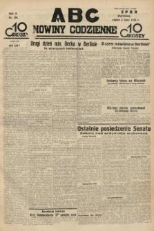 ABC : nowiny codzienne. 1935, nr190