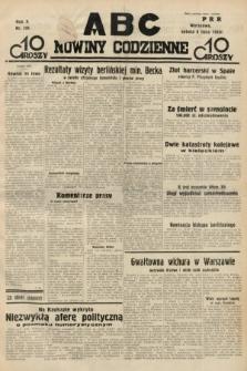 ABC : nowiny codzienne. 1935, nr191