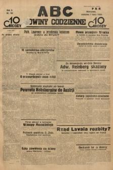 ABC : nowiny codzienne. 1935, nr192