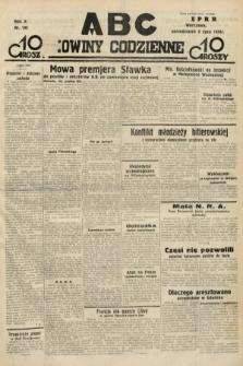 ABC : nowiny codzienne. 1935, nr193