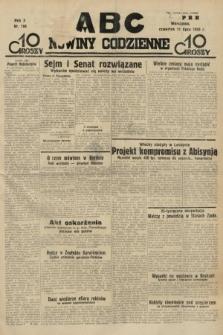 ABC : nowiny codzienne. 1935, nr196