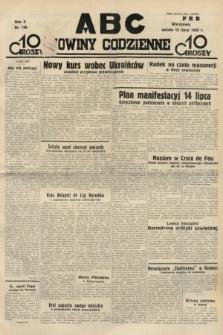 ABC : nowiny codzienne. 1935, nr198