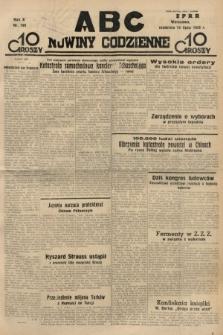 ABC : nowiny codzienne. 1935, nr199