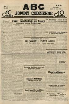 ABC : nowiny codzienne. 1935, nr205