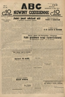 ABC : nowiny codzienne. 1935, nr208