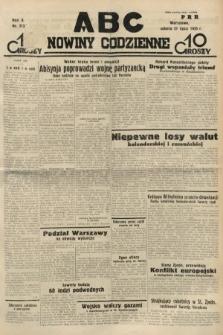 ABC : nowiny codzienne. 1935, nr213