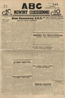 ABC : nowiny codzienne. 1935, nr215